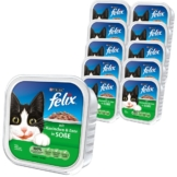 Felix Leckerbissen in Soße 32x100g - Kaninchen & Ente