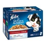Felix Multipack -So gut wie es aussieht- 12x100g - mit Fleischsorten