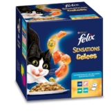 FELIX Sensations Fisch Mix Multipack 24x100g