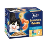 FELIX Sensations Fischauswahl Mix Multipack 12x100g