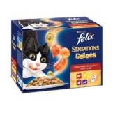 FELIX Sensations Fleisch Mix Multipack 12x100g - 1 Stück