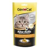 GimCat Katzensnack Käse-Rollis Multi-Vitamin 40g