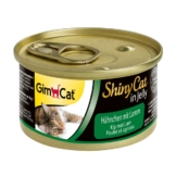 GimCat ShinyCat Hühnchen & Lamm - 70g