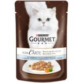 Gourmet A la Carte 24x85g - Hochseefisch an Reis-Gemüsekomp.