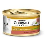 Gourmet Gold Feine Pastete 12x85g - Ente und Spinat