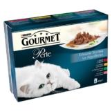 Gourmet Perle 8x85g Multipack - Erlesene Streifen