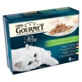 Gourmet Perle 8x85g Multipack - Erlesene Streifen Gemüse