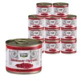 Grau Schlemmertöpfchen 24 x 200g - Rind mit Vollkornreis