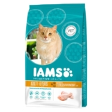 IAMS Katze Trockenfutter Adult Weight Control Huhn - 2,55kg