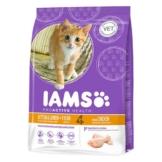 IAMS Katze Trockenfutter Kitten & Junior Huhn - 2,55kg