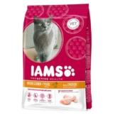 IAMS Katze Trockenfutter Mature & Senior Huhn - 2,55kg
