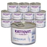 Kattovit Feline Diets 12x175g - High Performance (Aufbau)