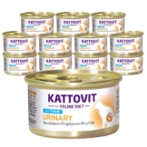 Kattovit Feline Diets 24x85g - Urinary Thunfisch (Harnstein)