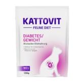 Kattovit Katzenfutter Feline Diabetes/Gewicht - 1,25kg