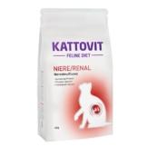 Kattovit Katzenfutter Feline Diet Niere/Renal - 4kg