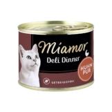 Miamor Deli Dinner Huhn Pur - 175g