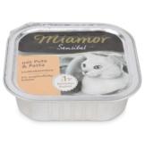 Miamor Katzenfutter Sensibel Pute und Pasta - 8x100g