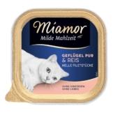 Miamor Milde Mahlzeit Geflügel Pur & Reis - 100g