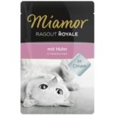Miamor Ragout Royale Huhn in Karottencream - 11x100g