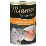 Miamor Trinkfein - Vitaldrink mit Huhn - 12x135ml