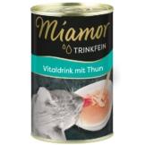 Miamor Trinkfein - Vitaldrink mit Thun - 135ml