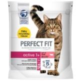 Perfect Fit Katzenfutter Active 1+ reich an Rind - 1,4kg