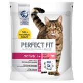 Perfect Fit Katzenfutter Active 1+ reich an Rind - 750g