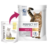 Perfect Fit Katzenfutter Adult 1+ reich an Huhn - 1,4kg