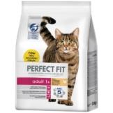 Perfect Fit Katzenfutter Adult 1+ reich an Huhn - 2,8kg
