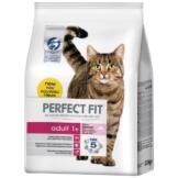 Perfect Fit Katzenfutter Adult 1+ reich an Lachs - 2,8kg