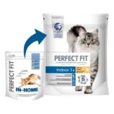 Perfect Fit Katzenfutter Indoor 1 + reich an Huhn - 1,4kg