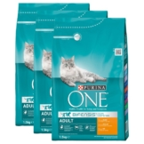 Purina One Bifensis Adult Huhn 3x1,5kg