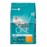 Purina ONE Bifensis Katzenfutter Adult Huhn - 1,5kg