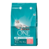 Purina ONE Bifensis Katzenfutter Adult Lachs - 3kg