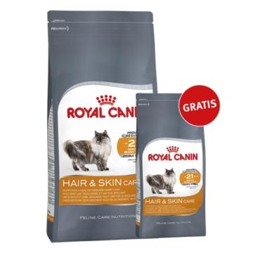 royal canin hair skin care 10kg 2kg gratis preisvergleich. Black Bedroom Furniture Sets. Home Design Ideas