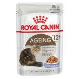 Royal Canin Katzenfutter Ageing +12 in Gelee 85g