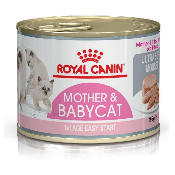 royal canin katzenfutter babycat instinctive 12x195g preisvergleich. Black Bedroom Furniture Sets. Home Design Ideas