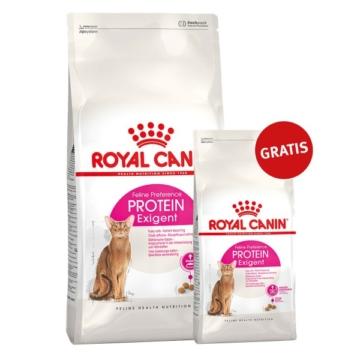 Royal Canin Katzenfutter Exigent 42 Protein preference 10kg+2kg gratis