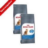 Royal Canin Katzenfutter Light Weight Care - 2x10kg SPARANGEBOT