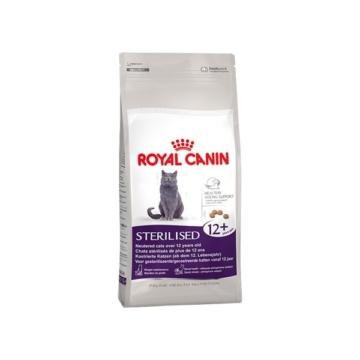 Royal Canin Katzenfutter Sterilised 12+ - 4kg