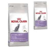 Royal Canin Katzenfutter Sterilised 37 4 Kg + 400 g gratis