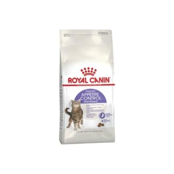 Royal Canin Katzenfutter Sterilised Appetite Control - 10kg