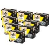 Sheba Katzenfutter Delikatesse in Gelee Geflügel Variation Multipack - 96x85g