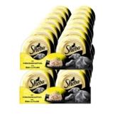 Sheba Katzenfutter Feine Filets Hühnchenbrustfilets - 24x80g