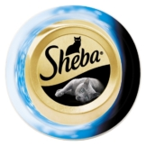 Sheba Katzenfutter Feine Filets Thunfischfilets - 80g