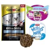 Snackpaket Junge Katzen