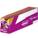 Whiskas Adult 1+ Creamy Soups mit Huhn 28x85g