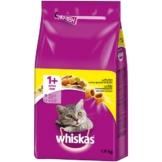 Whiskas Adult 1+ mit Huhn - 1,9kg