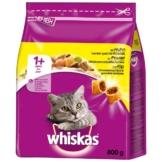 Whiskas Adult 1+ mit Huhn - 800g