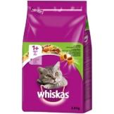 Whiskas Adult 1+ mit Lamm - 3,8kg